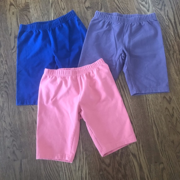 bd370894b Hanna Andersson Bottoms   Hanna Anderson 3pairs Bike Shorts Size 140 ...